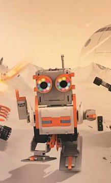 Jimu Astrobot หุ่นยนต์แห่งอนาคต