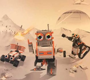 Jimu-Astrobot