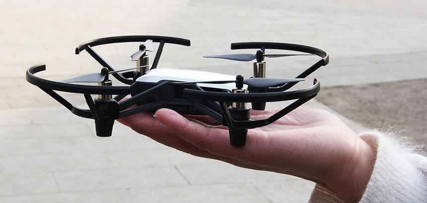 Drone-dji-tello-