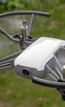 รีวิว Drone dji tello โดรนตัวจิ๋วแต่แจ๋ว