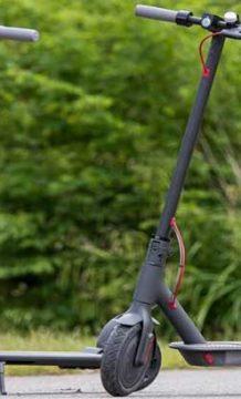 รีวิว Ninebot ES2 สกู๊ตเตอร์ไฟฟ้าพับได้